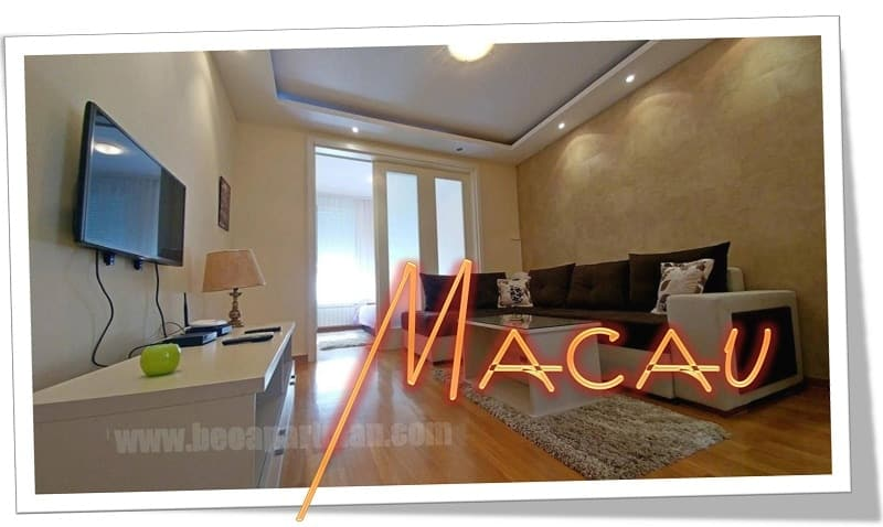 Macau Is Yet Another Example Of Best Practice For Short Term Rentals Where Building Up On Solid Foundations Has Turned Into A Very Comfortable Apartment