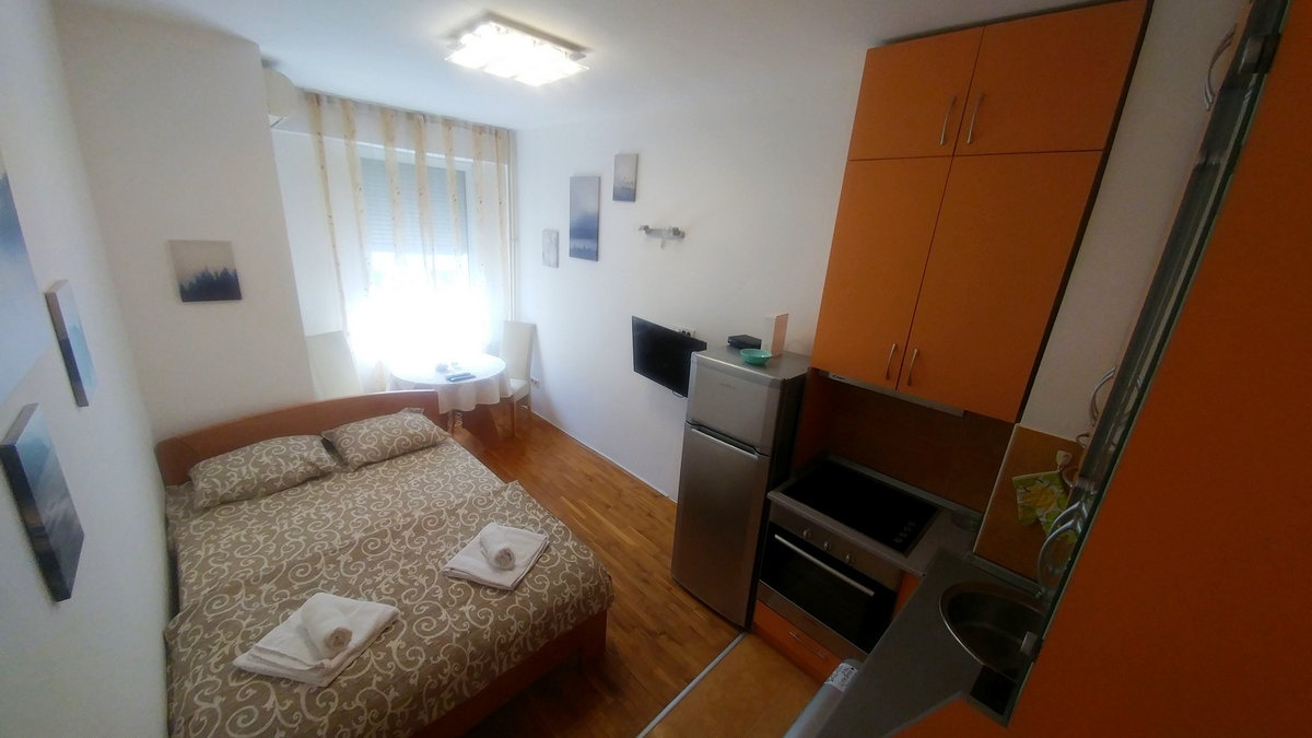 Ceger Apartman Beograd Vracar