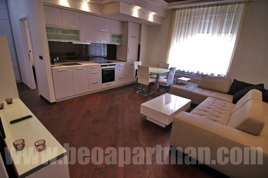 NEPTUN apartman Beograd, dnevna soba