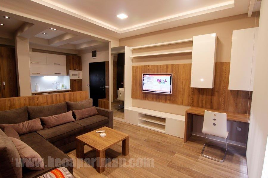 MAJORKA apartman Beograd, dnevna soba
