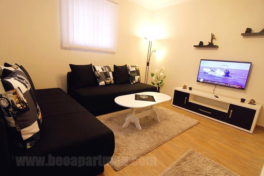 dnevna soba MITROS apartmani beograd povoljno