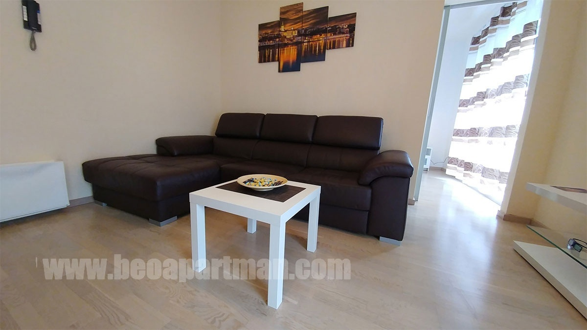 Drama Studio Apartment Belgrade Vracar