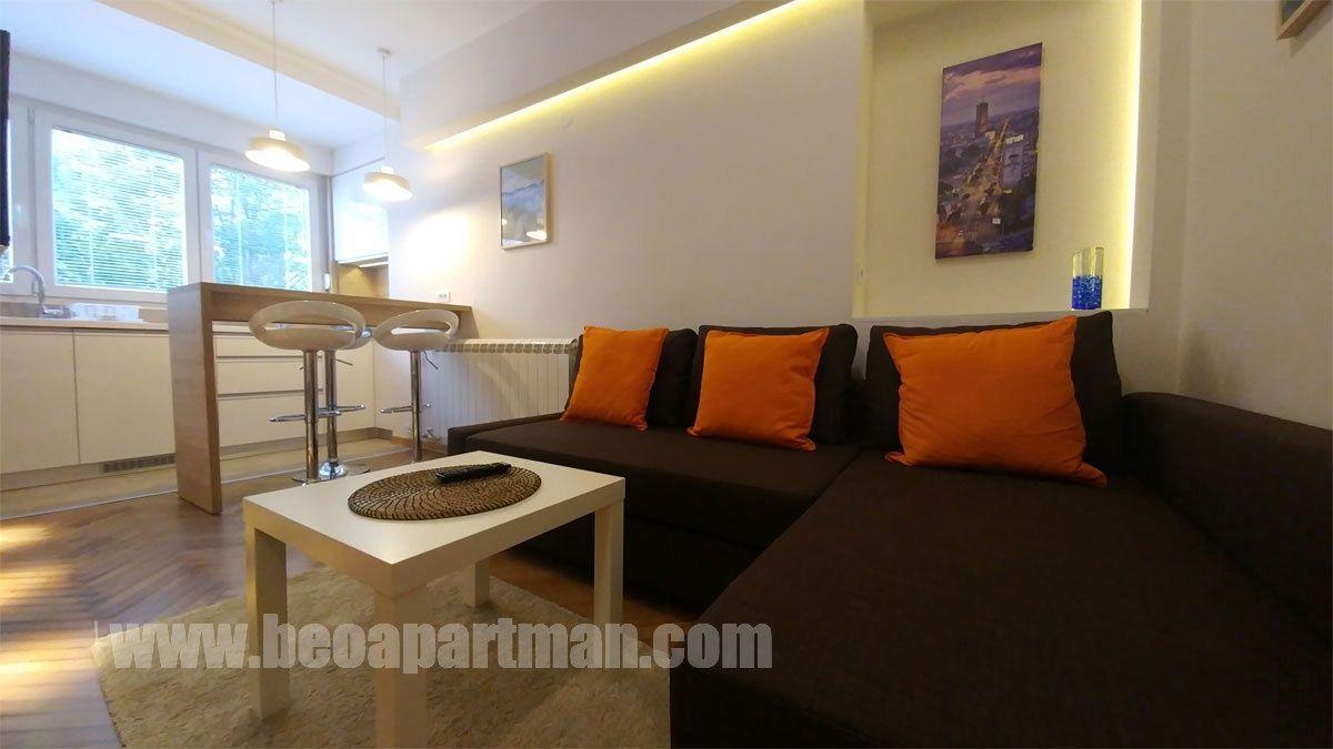Kod Apartman Beograd Centar Kralja Milana