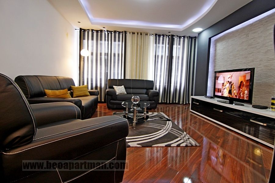 dnevna soba apartman ALDO Beograd apartmani