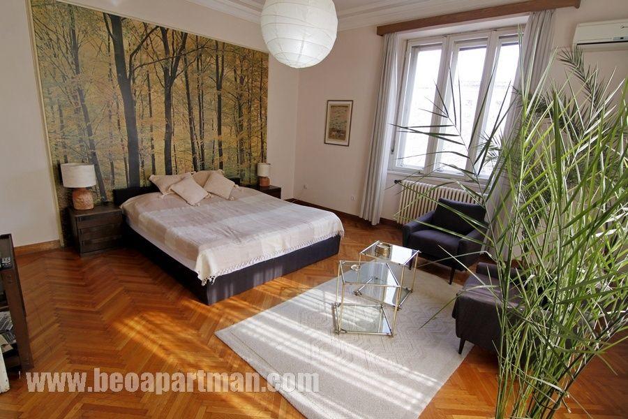 BEZISTAN apartman Beograd, spavaca soba