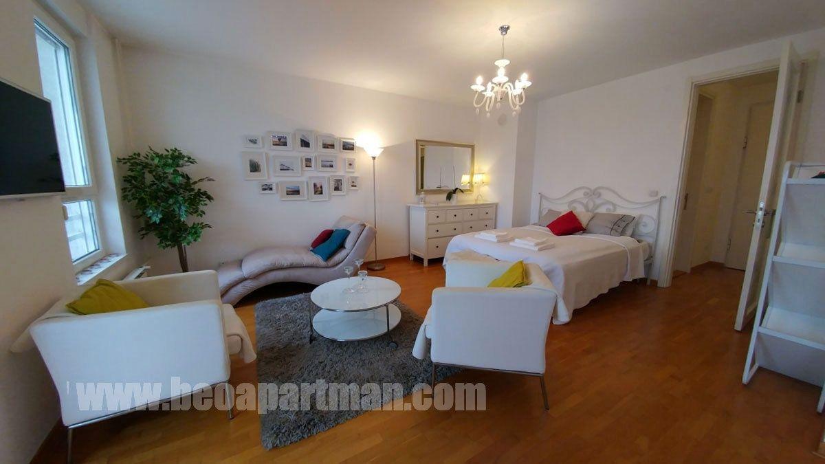 Pandora Apartman Novi Beograd Belvil