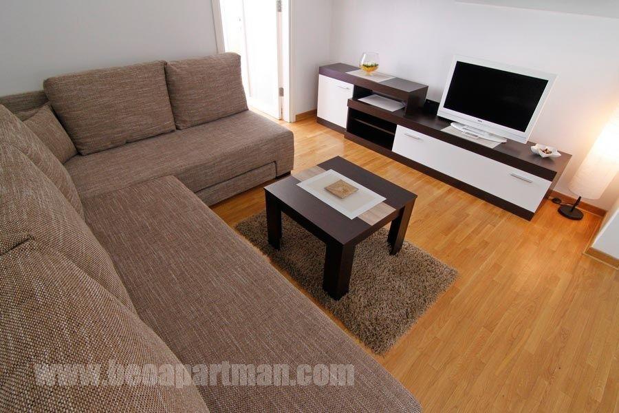 ONIX apartment Belgrade, Living room