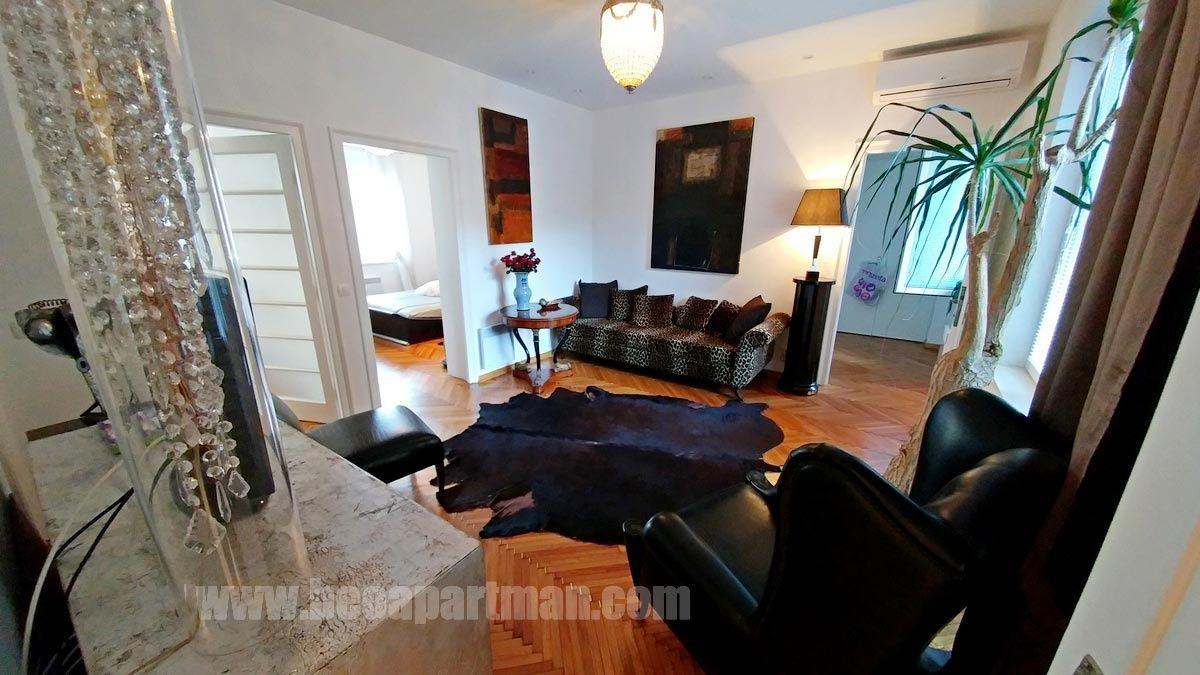 dnevna soba salon RIM luks apartmani Beograd centar