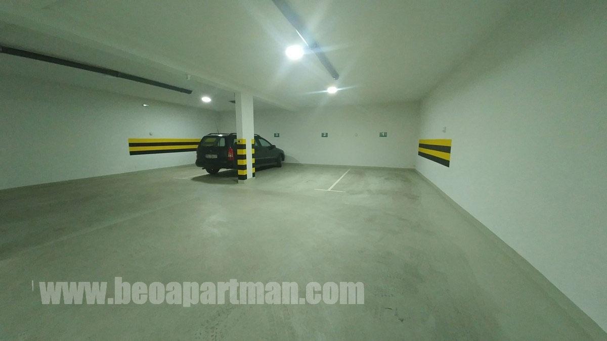 BOUZOUKI 1 apartment Belgrade, Vozdovac, garage