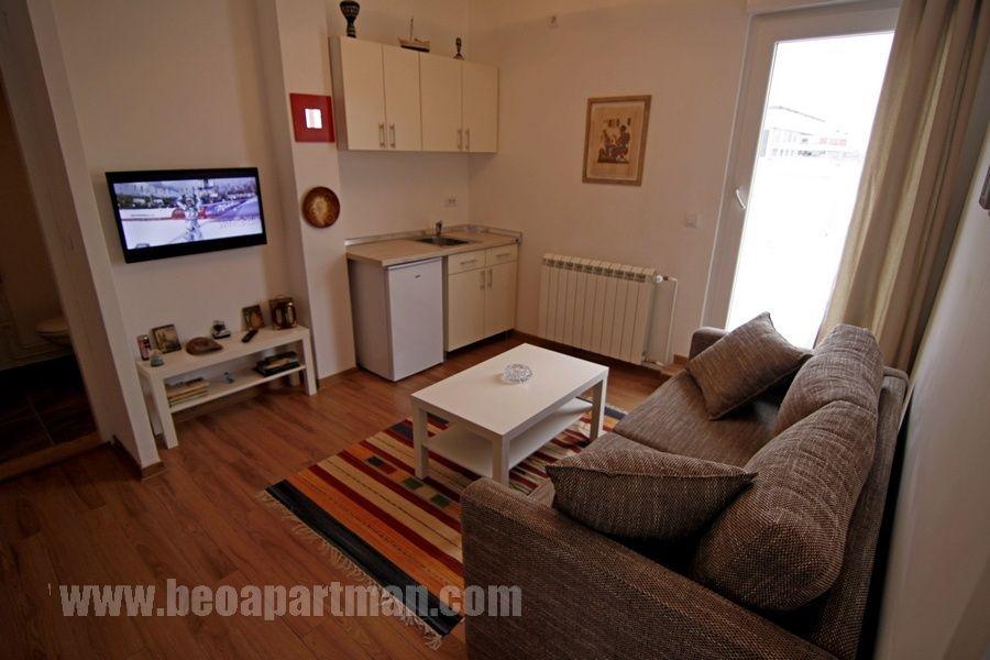 B9234 apartman Beograd, dnevna soba