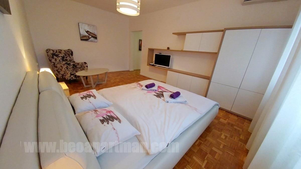 Compact Apartment New Belgrade Arena