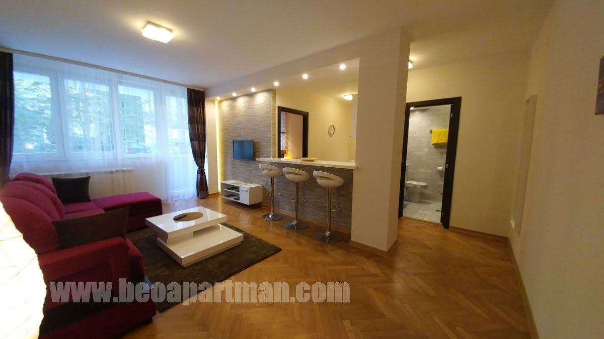 Satelit Apartman Beograd Strogi Centar Terazije