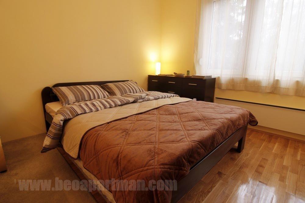 DORĆOL apartman Beograd, krevet