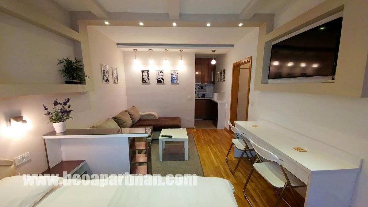 OASIS apartment New Belgrade