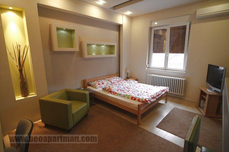 soba KNEZ apartman Beograd apartment Belgrade