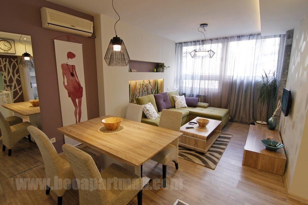 Trpezarija apartman TOM, Apartmani Beograd