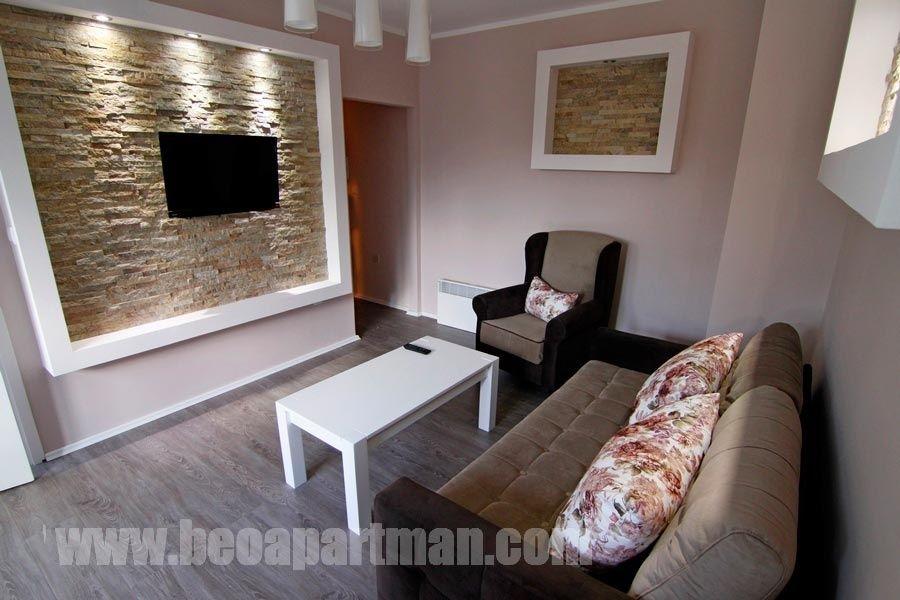 ALAS apartman Beograd, dnevna soba
