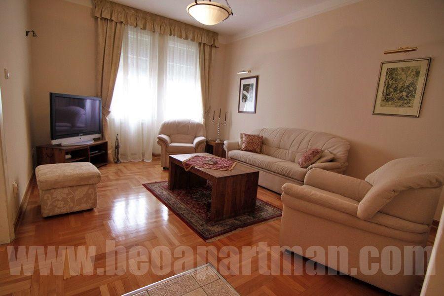 COSTA apartmentBelgrade, living room