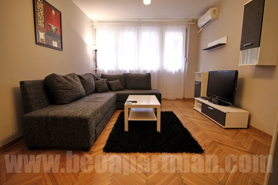 TERAZIJE apartman Beograd, dnevna soba