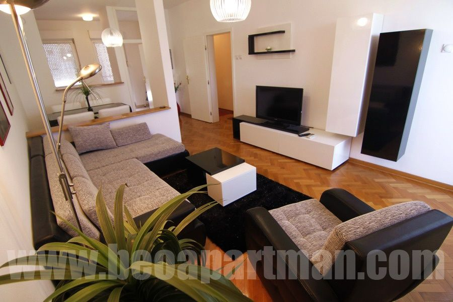 VIKTORIJA apartman Novi Beograd, dnevna soba