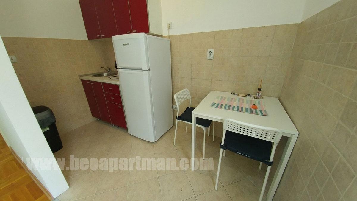 Komanda Studio Apartman Autokomanda Vracar Beograd