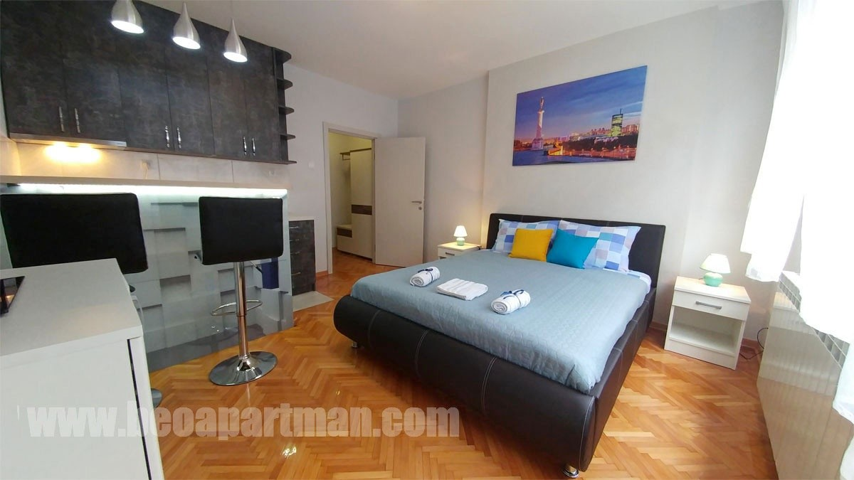 bed and bar VITRAGE budget apartments Belgrade BeoApartman