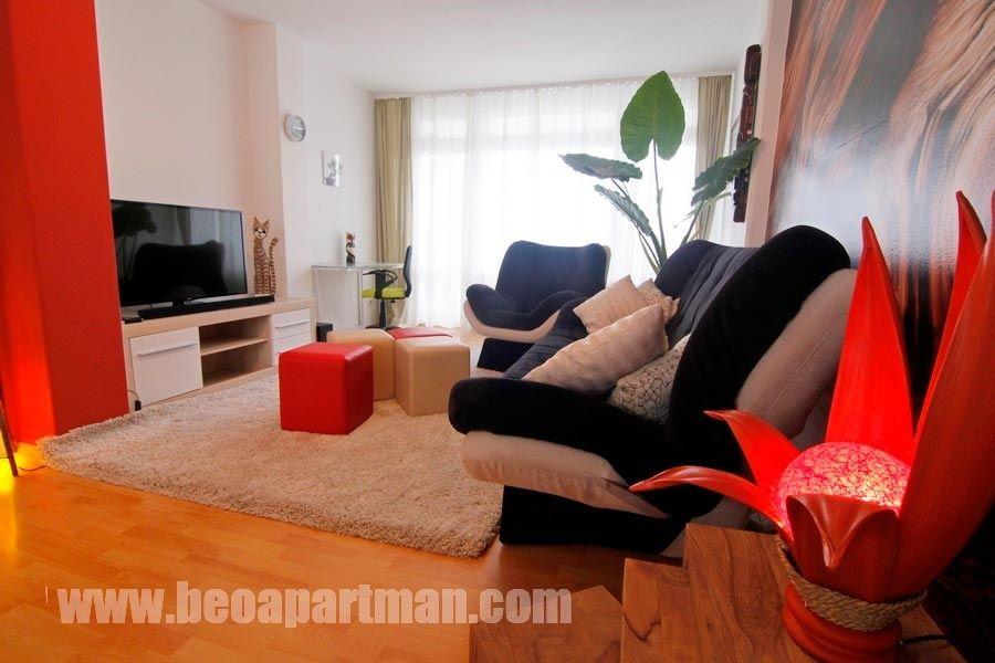 VERO apartman Beograd, dnevna soba
