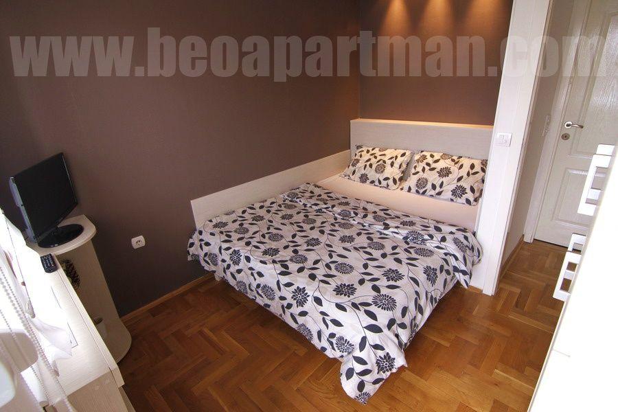 Buda Apartman Beograd Dorcol Dvosoban Parking