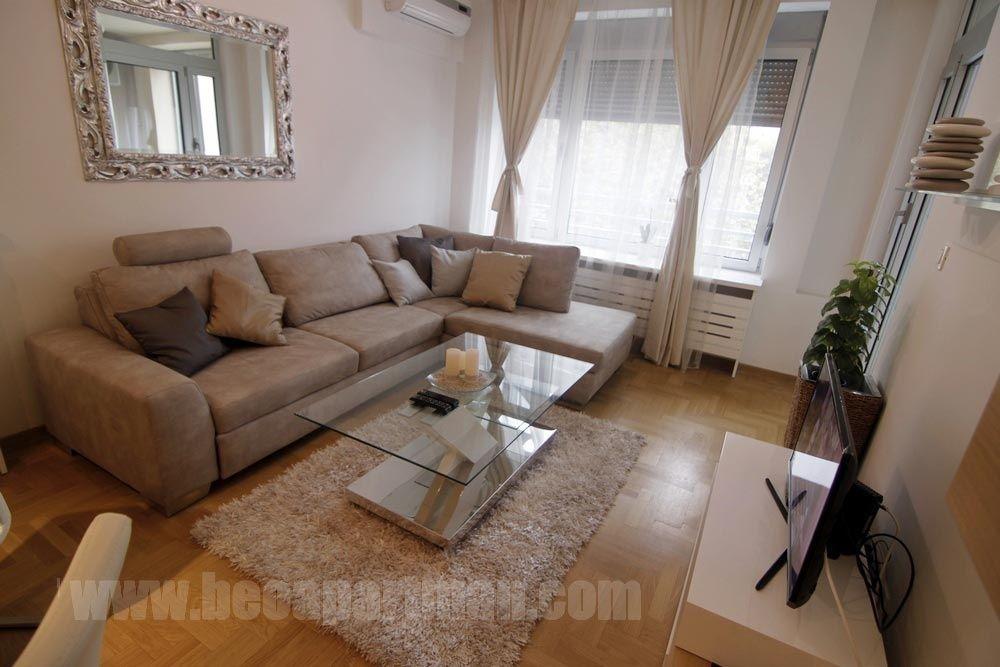 Gorki Apartman Beograd Vracar Garaza