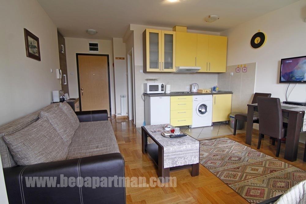 Masinac Studio Apartman Beograd Ivankovacka Vukov Spomenik