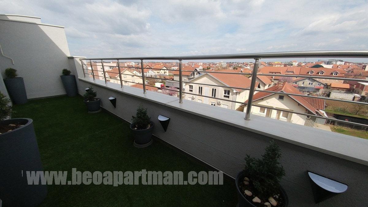 Altina Apartment Jacuzzi Zemun Belgrade