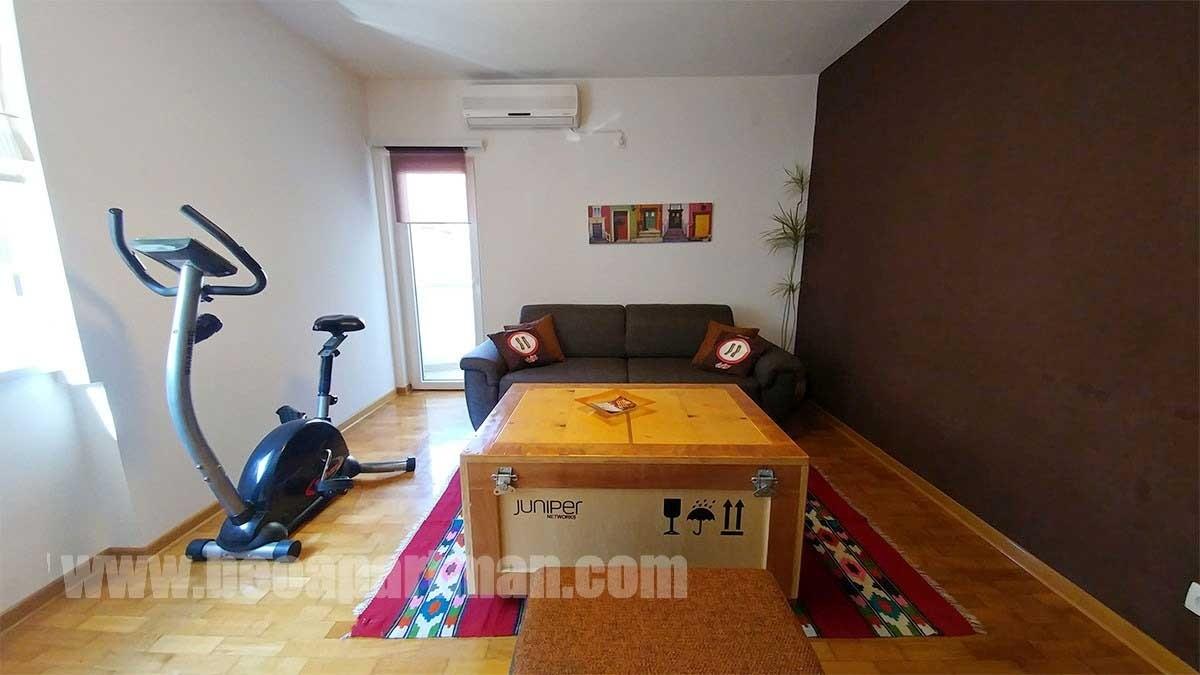 NIKOLAJ apartman Beograd, dnevna soba
