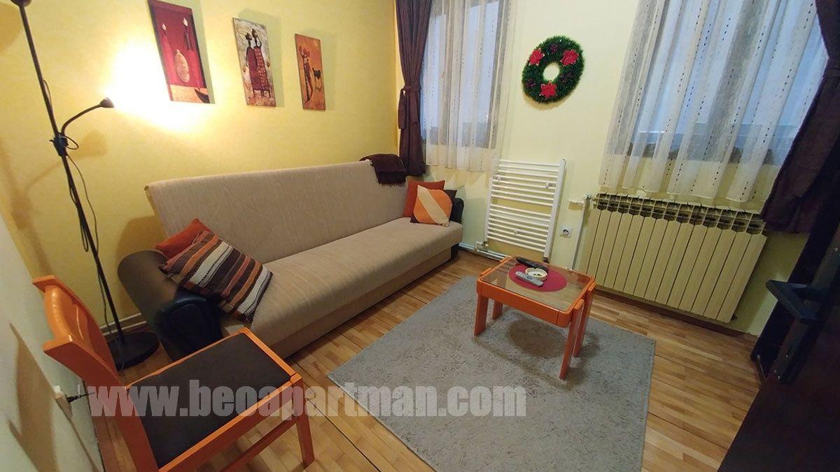 Visegrad Apartman Beograd Centar Visegradska