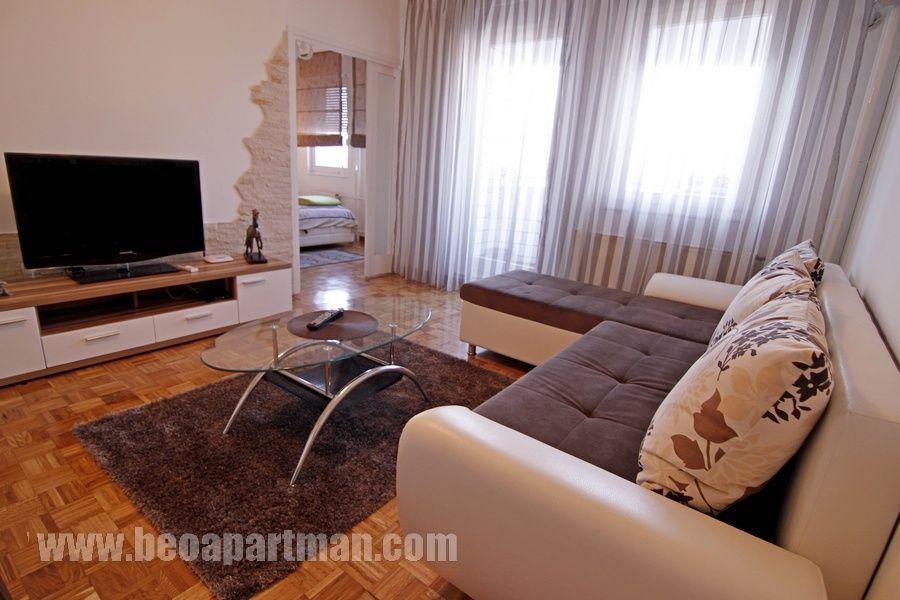 ZORAN apartman Novi Beograd, dnevna soba