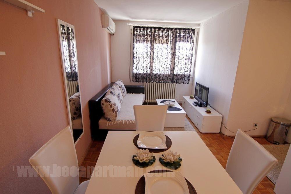 Fontana Apartman Novi Beograd Jeftin Apartman Za Cetvoro