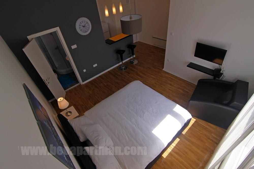 STUDIO apartment Belgrade, centre, Slavia, Vracar