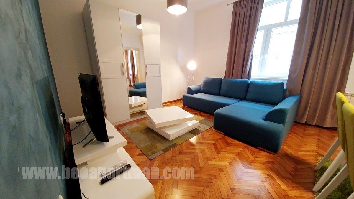 Izabel Apartman Beograd Strogi Centar Makedonska