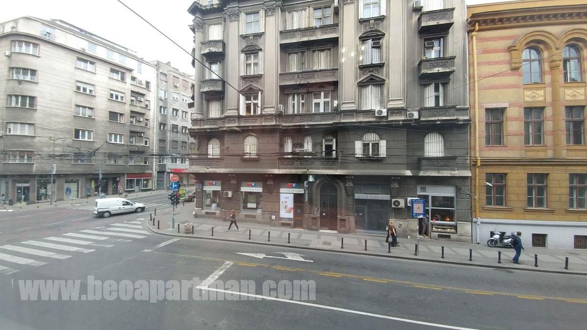 Vitraz Apartman Beograd Strogi Centar Svetogorska