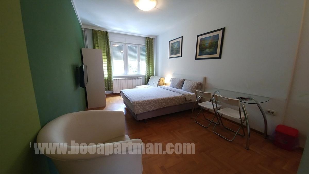 DELIGRAD apartment Belgade, living room