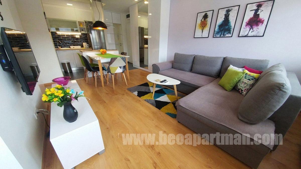 Plezir Apartman Novi Beograd Stari Merkator