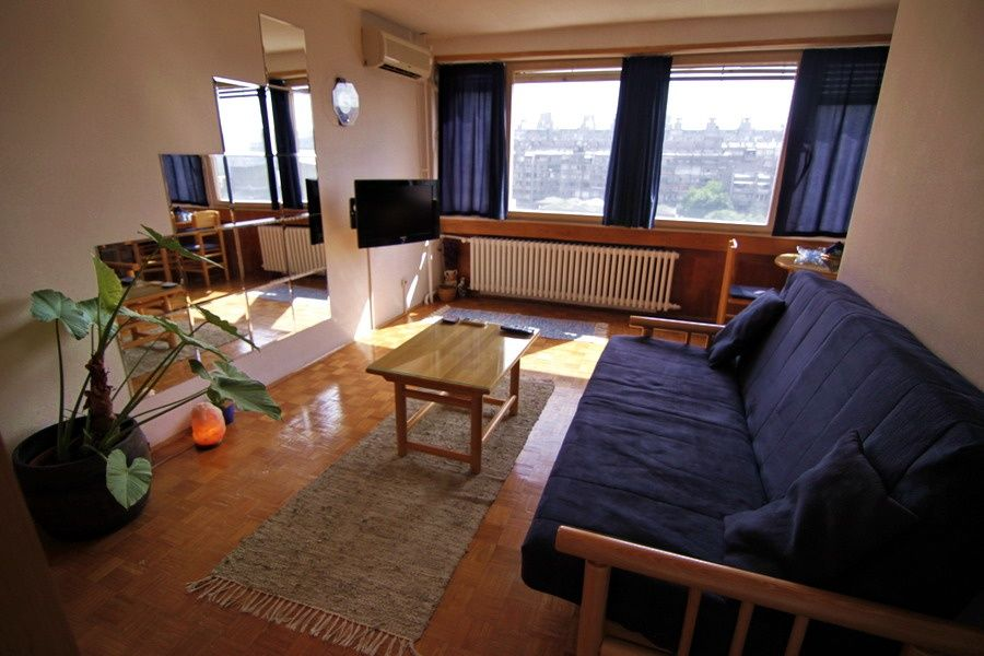 INTER apartment Belgrade, living room