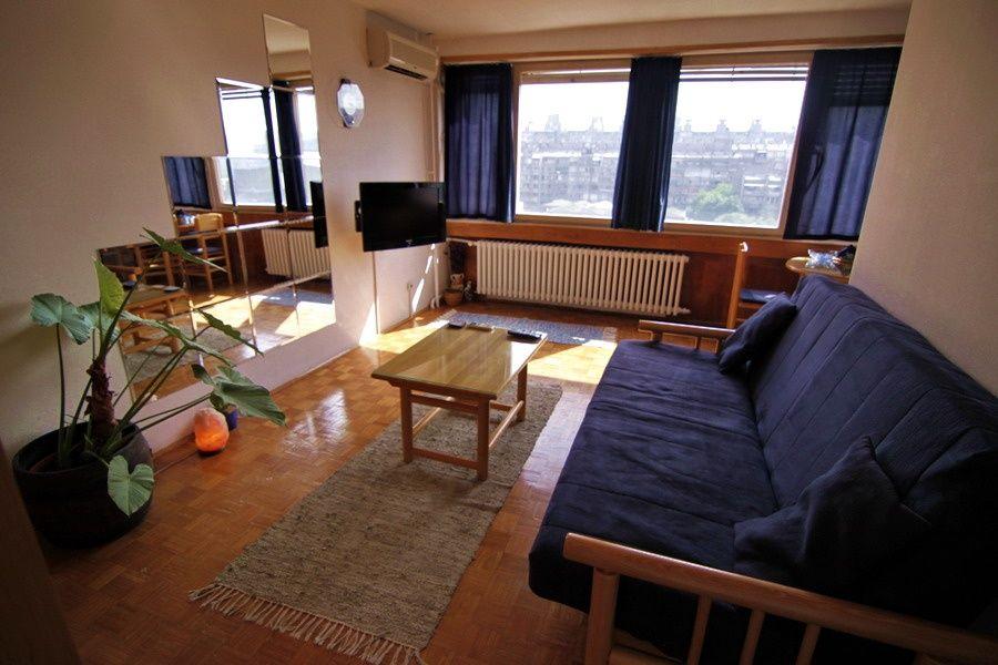 INTER apartman Beograd, dnevna soba