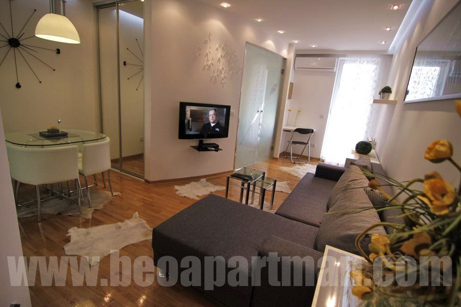 LAGUNA apartment Belgrade, living room