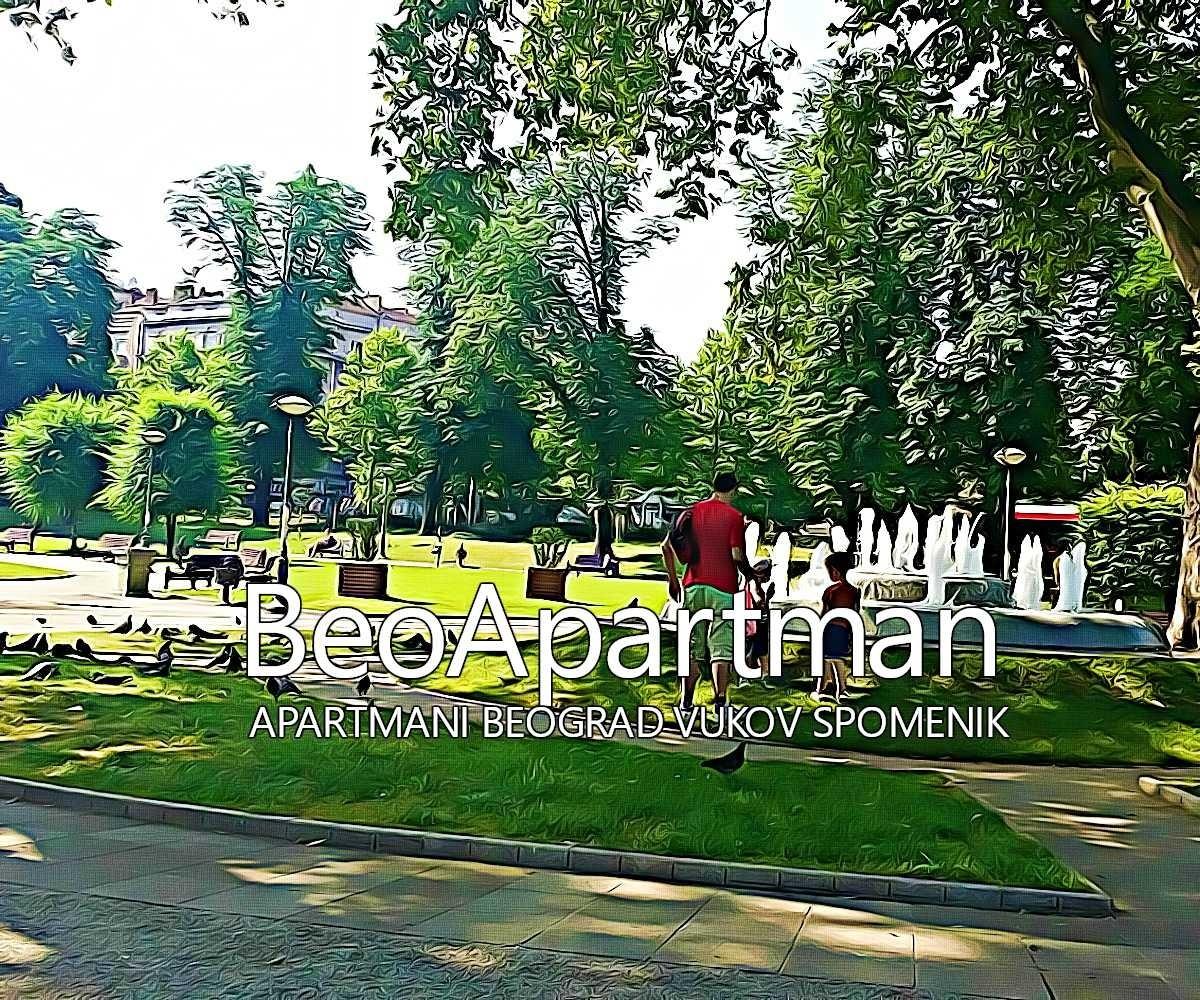 Pin By Apartmani Beograd On Apartmani Beograd: Apartmani Kod Vuka (Vukovog Spomenika