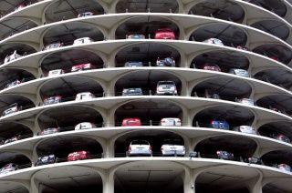 Parking garaža