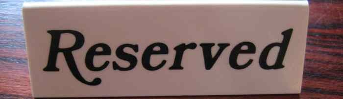 rezervacija apartmana, pitanja o rezervacijama, kako rezervisati