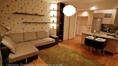 DIONIS apartman Beograd, dnevna soba