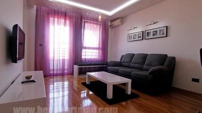 LANAC apartman Beograd, dnevna soba