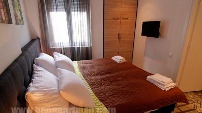 ZAPAD apartman Beograd, Decanska, spavaca soba