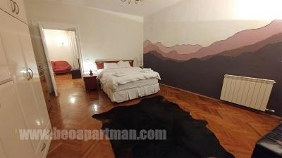 AVENUE apartment Belgrade, double bed